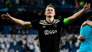 Matthijs de Ligt edges closer to Barcelona