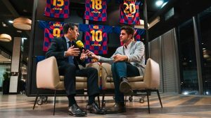 Josep Bartomeu speaks on the futures of Messi, Valverde