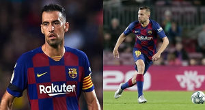 Discomforts and possible woes for Alba, Busquets