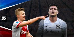 De Ligt & Luka Jovic – soon to be Barça players?