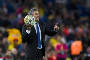 The motives behind and unveiling of the appointment of Quique Setién