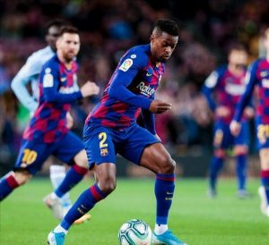 Official: Semedo out for five weeks