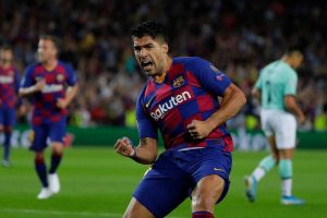 Official: Luis Suárez declared fit to play