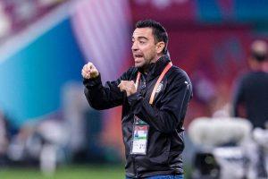 Xavi dice 'no' al Barcelona, visualiza movimiento en verano
