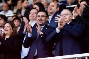 Josep Bartomeu: Captains were all for salary reduction